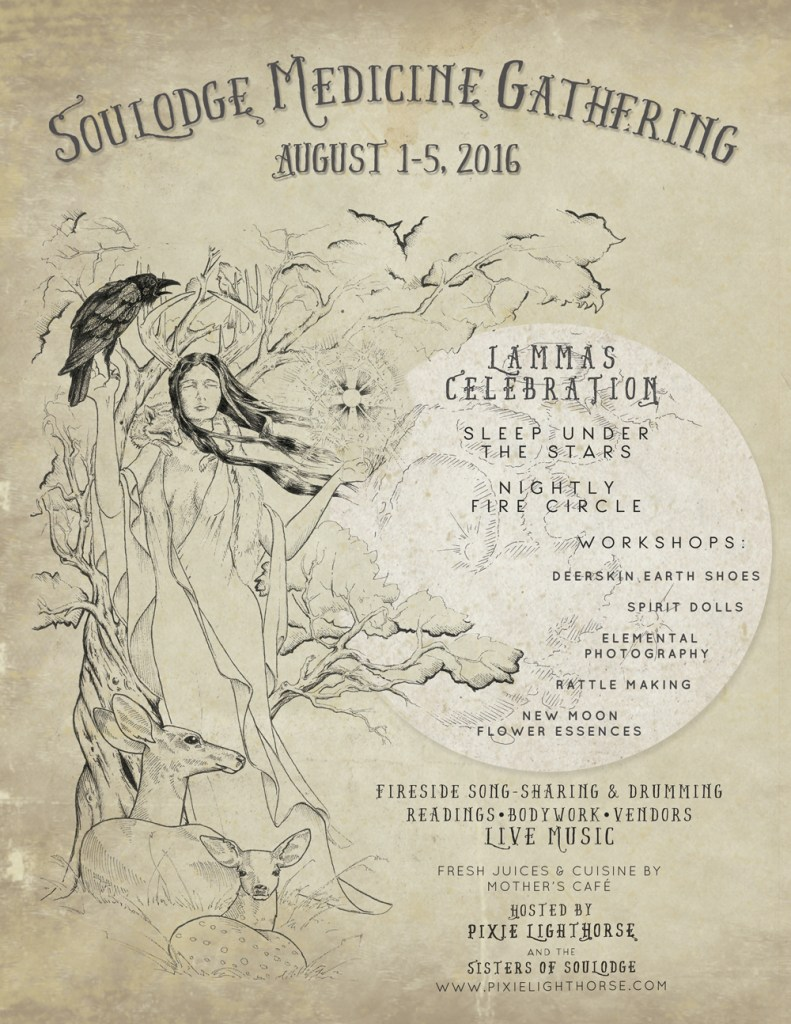 Central Oregon Women's Retreats | SouLodge Medicine Gathering