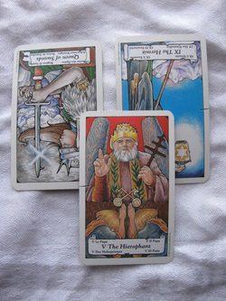 tarot readings on pixiespocket.com