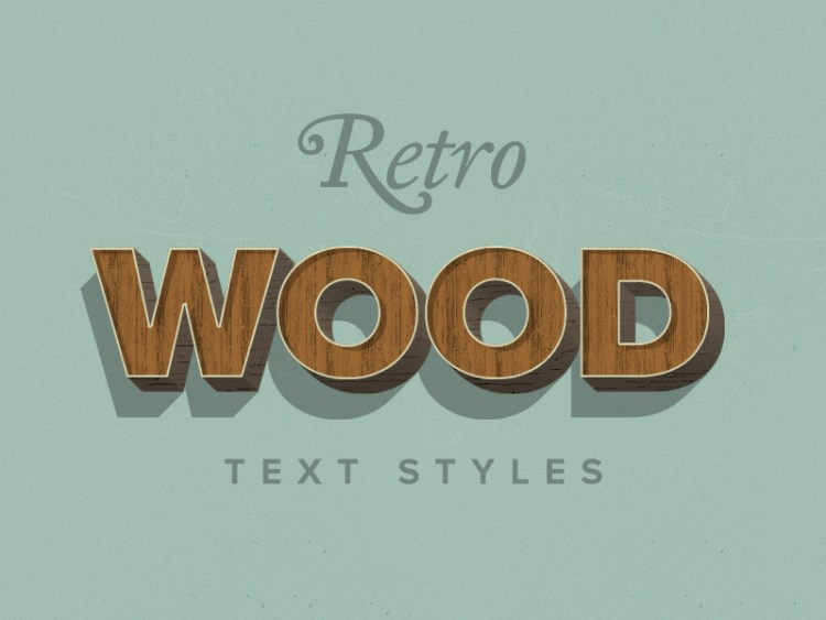 wood-text-effect