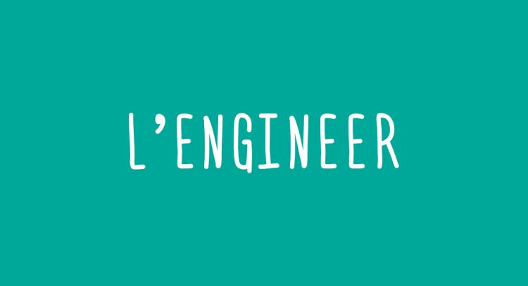L'Engineer Free Font