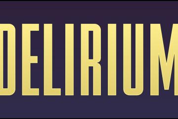FTY DELIRIUM NCV Font