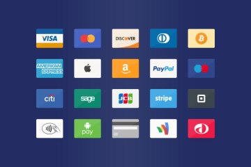 Free Credit Cards Icons