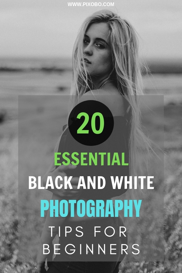 The colors give photos a special charm and perspective and with colors, you can further illustrate what you\'ve been shooting. But how can you present black and white photography in the best way possible? For you, we have prepared 20 essential black and white photography tips for beginners. Do not let black and white photography be just a challenge, let it be a form of art. Express things in different ways with black and white photographs. #blackandwhite #photographytips #tipsforbeginners