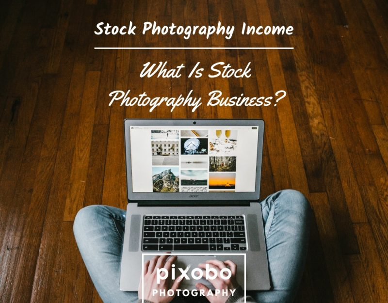 Stock Photography Income