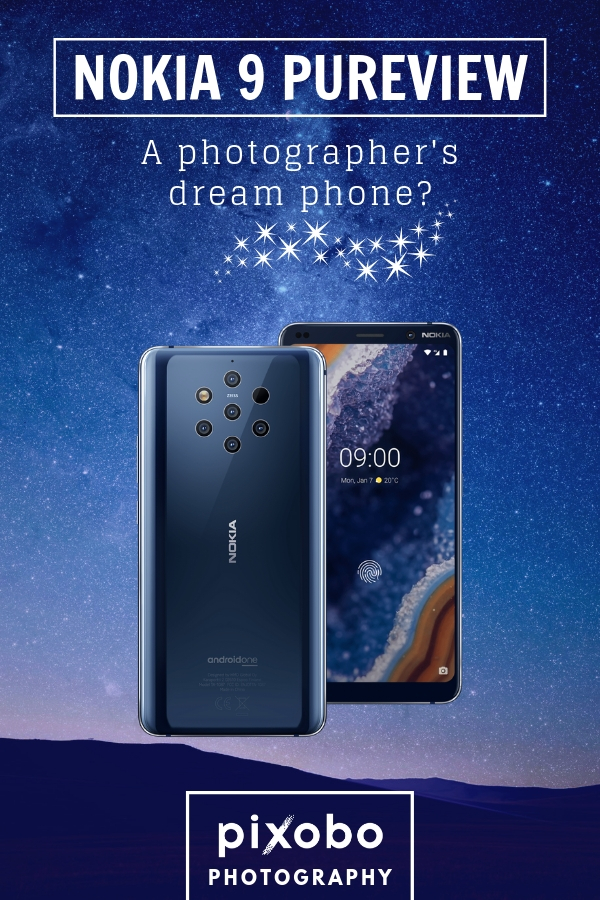 In February of 2019, Nokia released its best smartphone at the moment - Nokia 9 PureView. This smartphone has 6 cameras, but is Nokia 9 PureView a good phone for photographers? Find out the answer with our help. In this article, you can read all about the Nokia 9 PureView amazing 5 back cameras, design, display, hardware and performance, battery and much more! #nokia9pureview #bestcameraphone #smartphonecamera #phonecamera