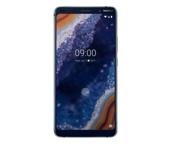 Nokia 9 PureView Design and Display