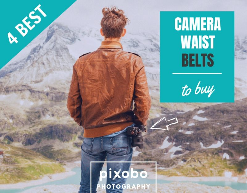 4 Best Photography Camera Waist Belts for Photographers