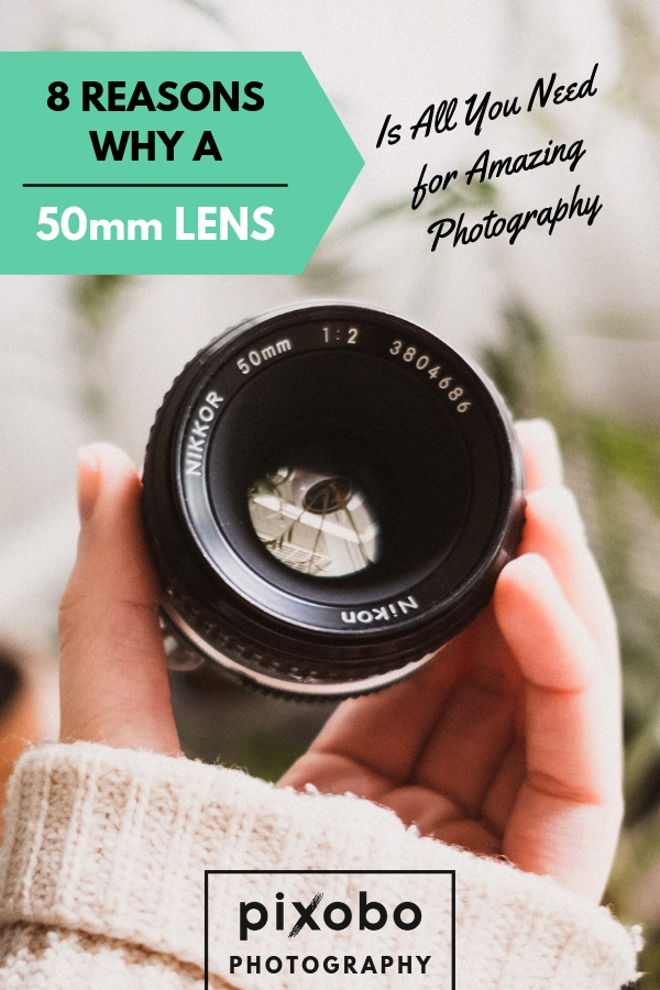 Modern photographers tend to use a 50mm lens all the time and the question is should you use it too? In this article, we're going to give you 8 reasons why you should have a 50mm lens added to your photography gear. Also, read our list of best 50mm lenses for 2019 and with our tips find out if 50 mm lens is all you need for amazing photography?  #50mmlens #photogear #photographytips #cameralens
