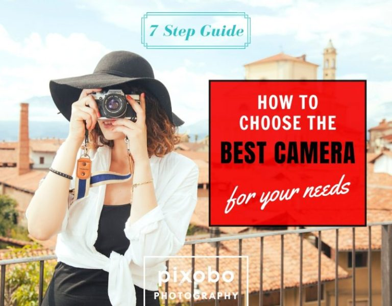 How to Choose the Best Camera for Your Needs