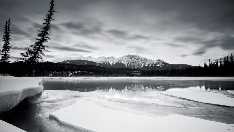 Shots in Black and White Landscapes