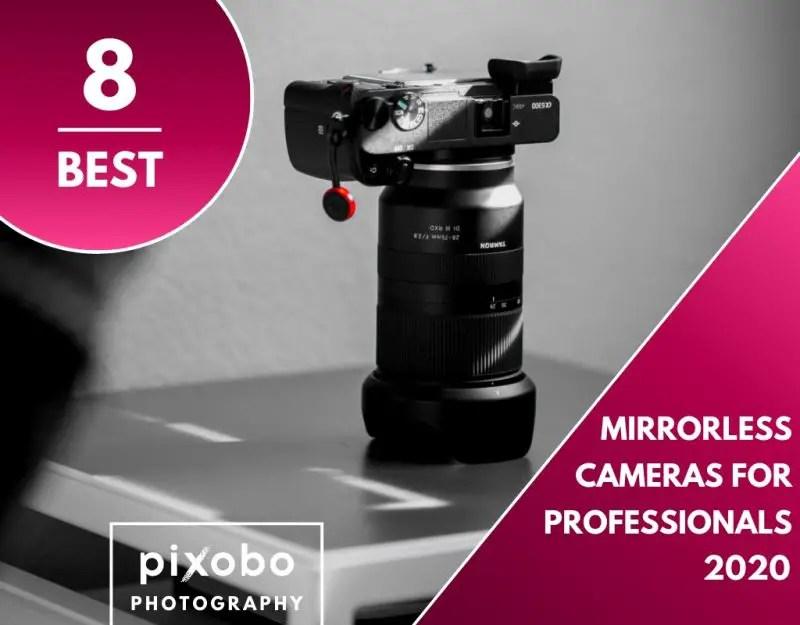 Best Professional Mirrorless Cameras