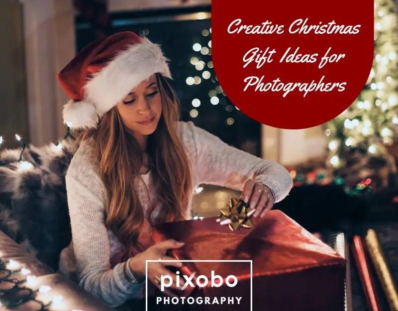 Creative Christmas Gift Ideas for Photographers