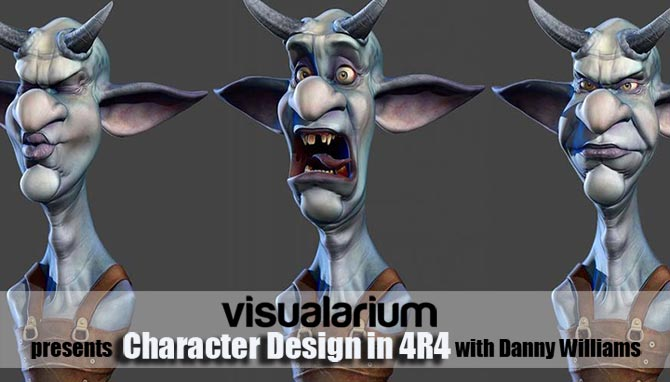 Character Design Zbrush Course : Pixologic zbrush character design in r