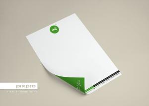 MIJ Briefpapier ontwerp en levering