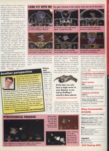Wing Commander Armada Review - PC Format Page 2