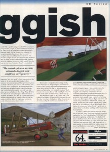 Wings Of Glory Review - PC Gamer Page 2