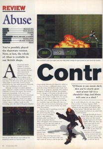 PC Gamer Abuse Review - Page 1