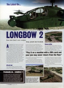 Longbow 2 Preview - PC Gamer