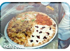 Pizza Planet – pizza tondagigante