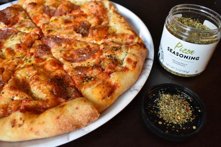 king arthur flour pizza seasoning