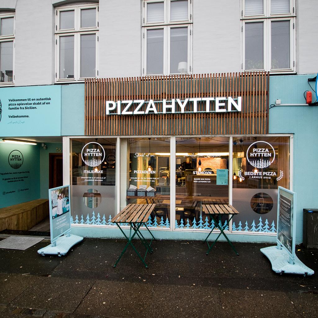 Pizza Hytten - Sønder Allé