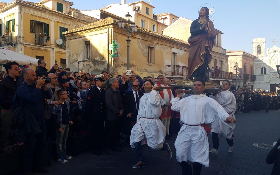La Processione della Madonna Addolorata e l'Affruntata della Passione