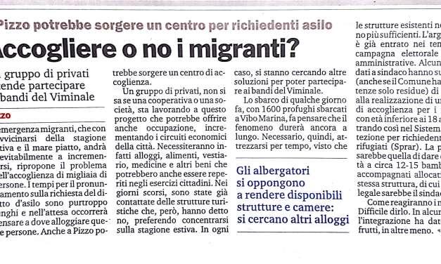 Accogliere o no i migranti?