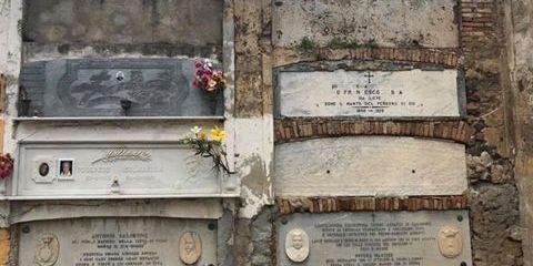 I loculi del Cimitero di Gianluca Callipo