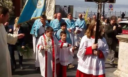 Domenica delle Palme alla Parrocchia di San Giorgio Martire