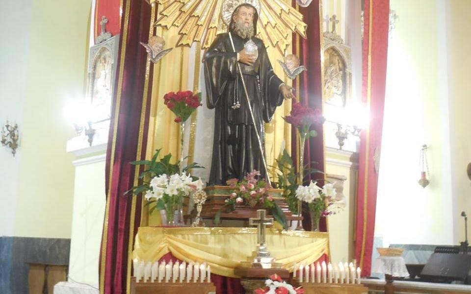 18/5/2017 – Inizio Triduo dei Festeggiamenti di San Francesco