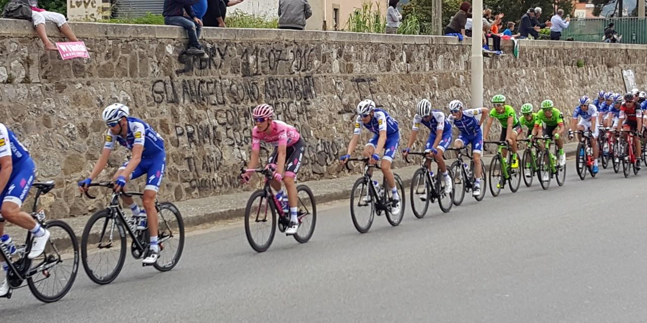 La Carovana del Giro ·  GIRO GOLOSO – TAPPA 6 – Pizzo Calabro