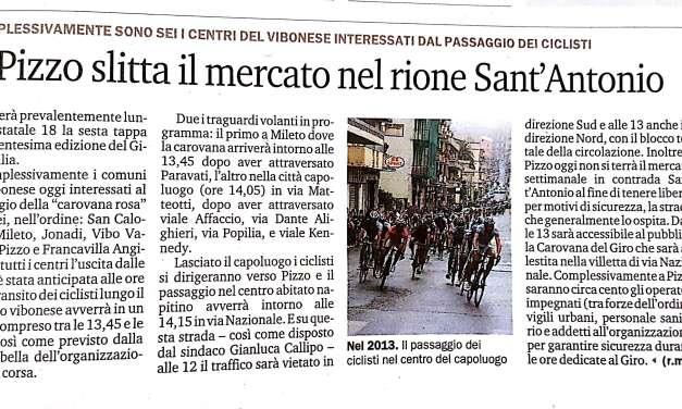 A Pizzo slitta il mercato di Sant'Antonio