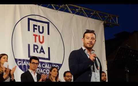 LISTA FUTURA – PARLANO I CANDIDATI: ANDREA BETRO'