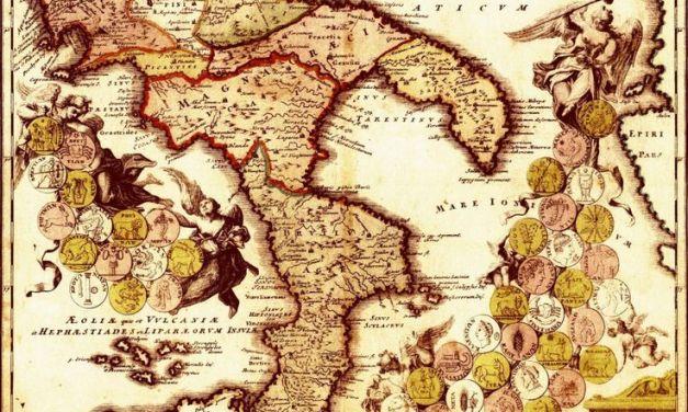 CALABRIA ANTICA. Raccolta di antiche cartine geografiche della Calabria