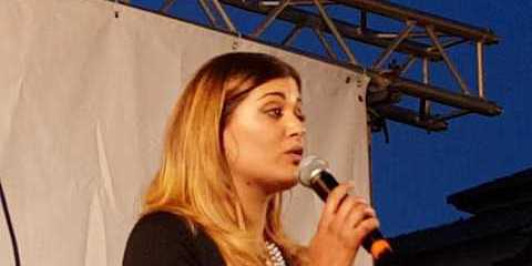 Lista FUTURA – Parlano i candidati: Sharon FANELLO