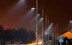 Pizzo, al via l'istallazione dell'illuminazione a led da via Nazionale allo svincolo autostradale