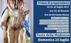 Festa in onore della Madonna SS Maria di Piedigrotta Chiesetta della Stazione