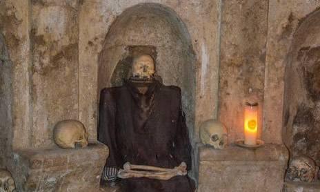 Cripta Frati Alcanterini di Sara Pacifico