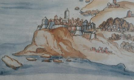 Descrizione del Territorio della Città del Pizzo estratto dalla Nuova Regia Reintegra del 1696