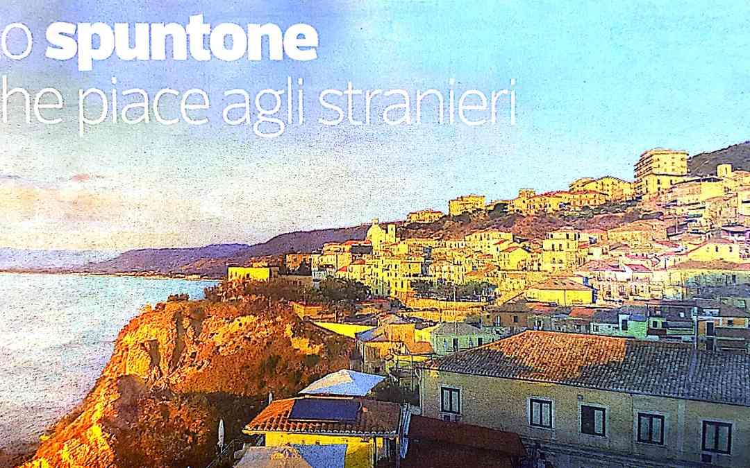 Marketing territoriale: Pizzo sul Corriere della sera del 23/9/2017.