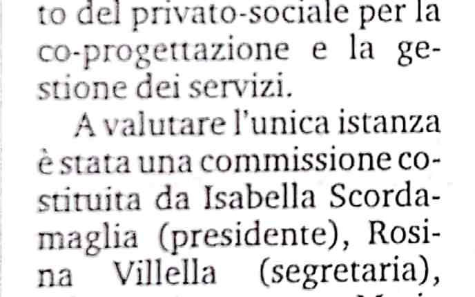 Difficoltà nell'individuazione del partner per la gestione del Centro per migranti a Pizzo