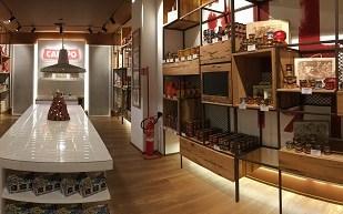 """Apre a Cosenza il primo flagship store """"Callipo 1913"""""""