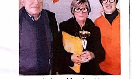 A Pisera' e Veltrone il primo Torneo di Burraco