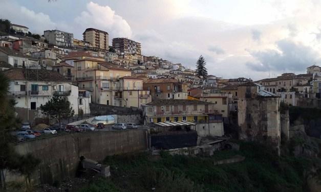 Panorami di Pizzo (Carmine e Seggiola) del 24/3/2016