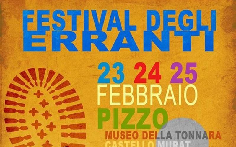 """Storie di viaggi e di viaggiatori, tutto pronto a Pizzo per il """"Festival degli erranti"""""""