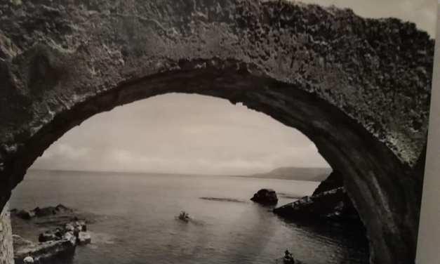 L'arco della seggiola conduceva l'acqua dei molini a mare
