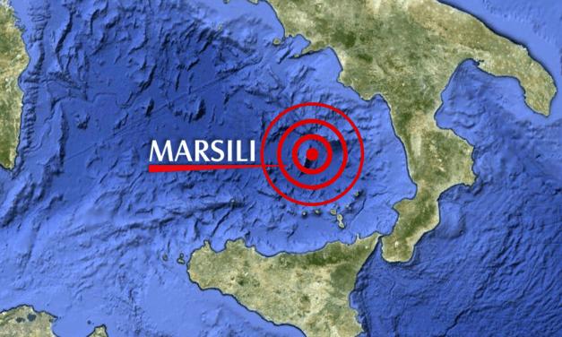 Forte scossa di terremoto nel basso Tirreno, epicentro proprio sul vulcano sommerso Marsili [MAPPE e DATI INGV] – Meteo Web