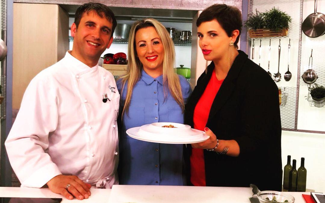 """""""Cuochi e dintorni"""", protagonista del programma televisivo uno chef di Pizzo"""