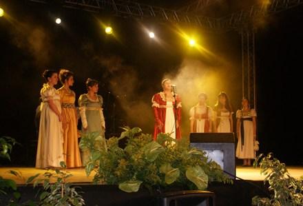 9/6/2010 – Serata di Gala del Festival delle Arti – Prima parte
