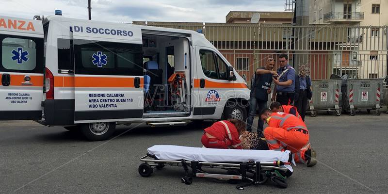 Incidente su via Nazionale a Pizzo, deceduta la 74enne investita da un'auto